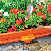 Мини грядка для овощей и цветов Hozelock